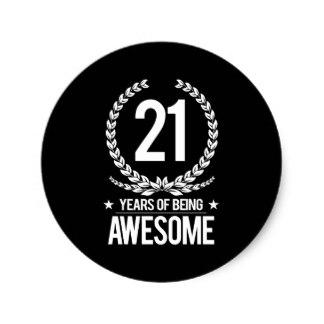 21years