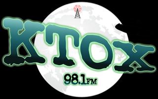 KTOX FM Logo
